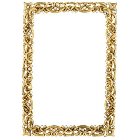 Greyson Place- Crystal Regina Picture Frame