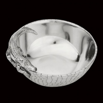 Greyson Place- The Alligator Collection- Bowl