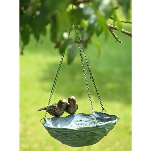 Greyson Place- Bird Nest Hanging Bird Feeder