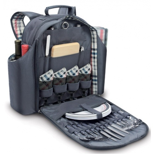 Greyson Place- Big Ben Picnic Backpack
