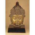 Greyson Place Iron Buddha Head