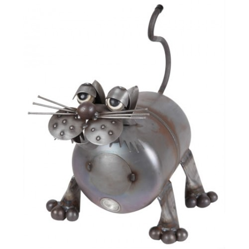 Greyson Place-Tubby Cat Sculpture
